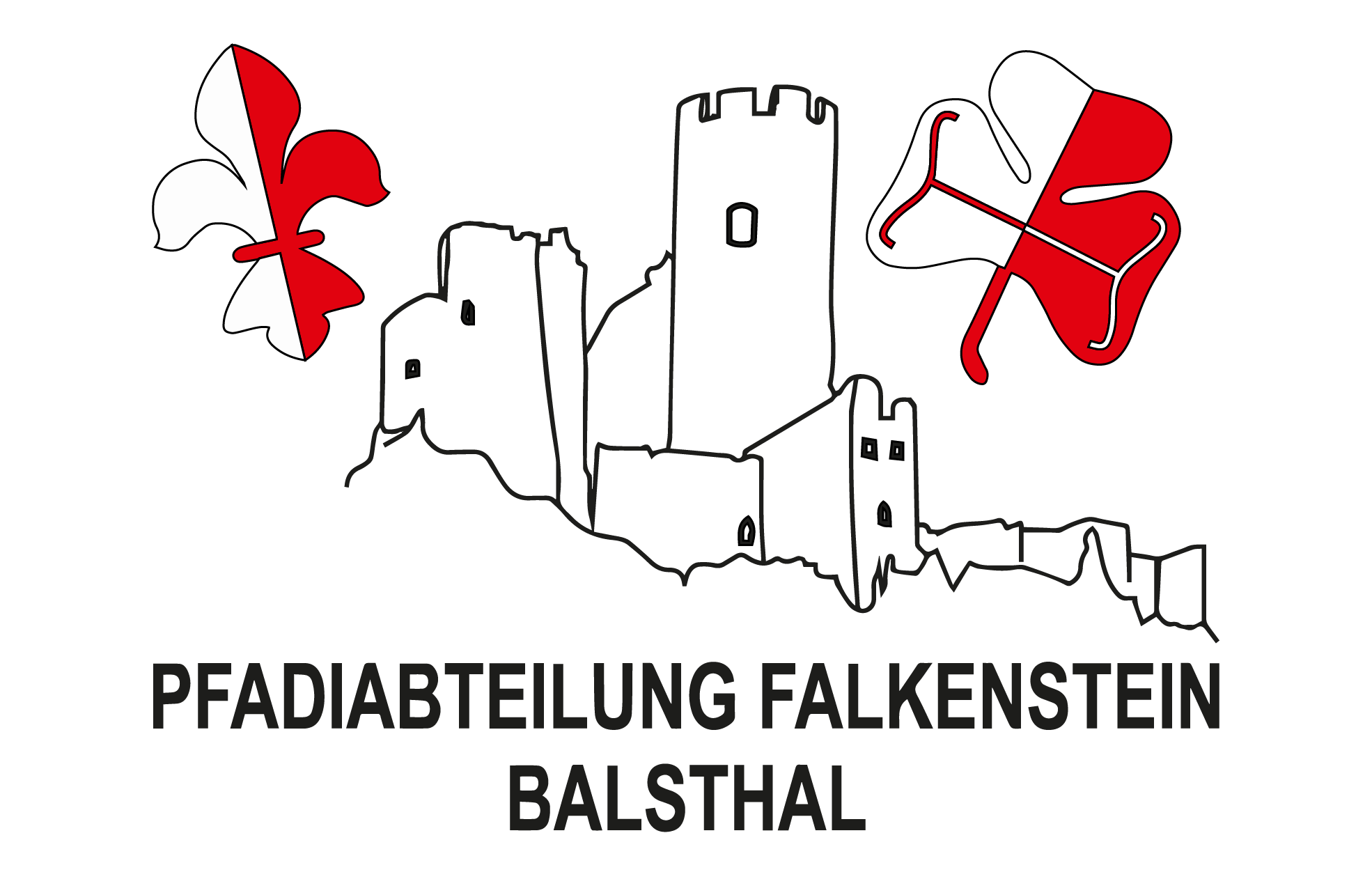 Logo Pfadi Falkenstein Balsthal